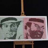 mozaika Spencera a Hilla