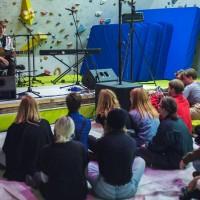 Sobotní hudební program odstartovala nadějná mladá hudebnice Pavla Bastlová